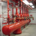 fire sprinklers